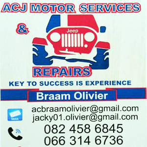 ACJ Motor Services & Repairs
