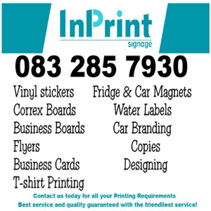 Printing Signage & Branding