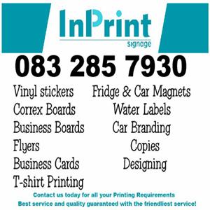 Printing Signage & Branding