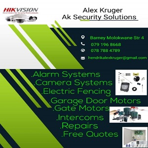 AK Security Solutions
