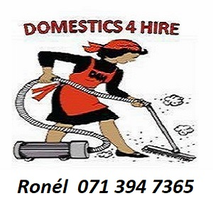Domestics 4 Hire